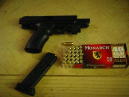 HP .40 cal, new toy.. by Wolven-Slave