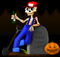 The Graveyard Shift 2008 by anotherblazehedgehog