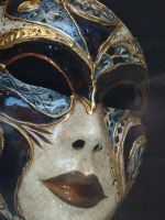 Venician Masks - 6 by Nerzi