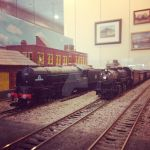 UP 2486 meeting 60163 Tornado. by Railphotos