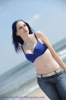Jeans on the Beach 2 by MordsithCara
