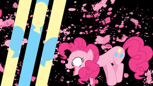 Pinkie Pie Wallpaper by Npm98