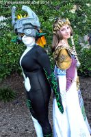 Otakon 2014 - Twilight Princess(PS) 38 by VideoGameStupid