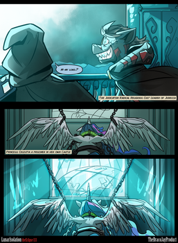 Lunar Isolation Pg 133 by TheDracoJayProduct