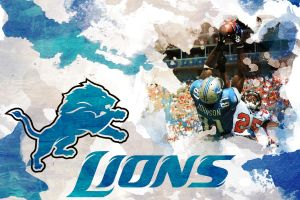 Calvin Johnson Detroit Lions Wallpaper by thirty1photog