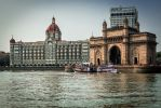Incredible India - landing in Mumbai by Rikitza