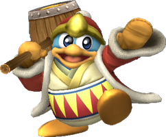 3D King Dedede by Metroidfreak101