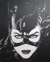 Catwoman by Papergizmo