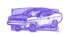 CAR SPEED BIC by jotapehq
