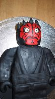 Lego Darth Maul cake by BevisMusson