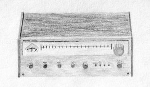 Stereo Receiver by Geak-of-Nature