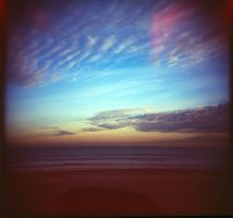 Beachscape, Narragansett, R.I. by Dreams-Made-Flesh