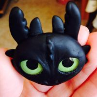 Toothless Head by terronsitodasucar