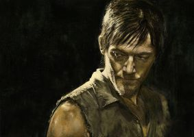Daryl Dixon The Walking Dead by Nomatterwhat1984
