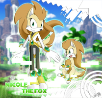 .: Nicole The Fox PSAL Design :. by PhoenixSAlover