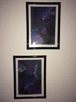 Framed space by RihanonAylah