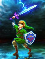 Link: Skyward Sword by Daniel-Link
