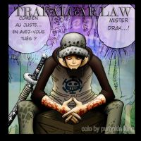 Trafalgar Law by che28nt
