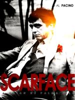 Scarface poster by agustin09