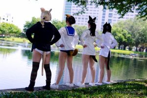 Strike Witches by milk-dr0p