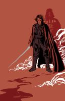 Anakin: The Blood on his Hands by aaronminier