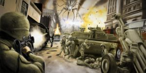 War of the Worlds by Wittman80