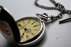 Pocket Watch by SeanScottUK