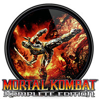 Mortal Kombat Komplete Edition-Scorpion by edook
