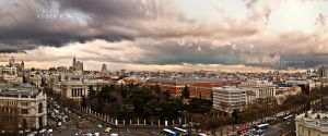 Madrid by Deih