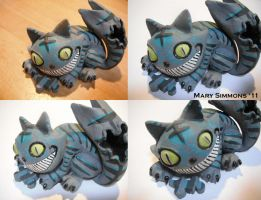 Cheshire by MaryBunnie