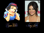 Snow White - Lucy Hale by FalseDisposition