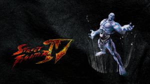 Street Fighter IV Seth wide by ManeFunction