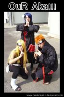 CARTOOMICS_OuR AkAtSuKi by AlyTheKitten