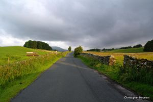 The road to Hawes by squareprismish