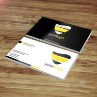 Business Card Mockup by SectorTech