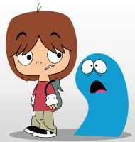 Mac and Bloo by CreativeCatFX