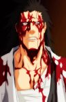 Bloody Zaraki Kenpachi by HulfBlood