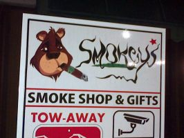 This OTHER Smokey Bear looks like Looney Tunes Pap by Dayarttalent