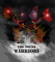 The Young Warriors This is our land by Admiral-Kevin