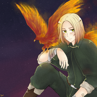 APH: Like a phoenix from the ashes by Jaskierka