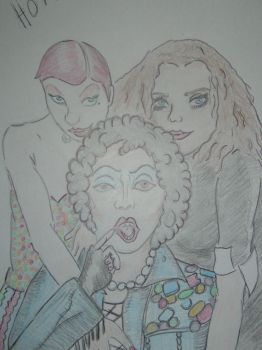 the rocky horror picture show by RavenKnightshadow