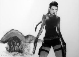 Tomb Raider (WIP) by GabrielleC-Drawings