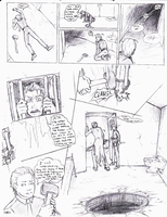 Silent Hill: Dick's Comic 1 by StrictlyDickly