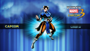 Ultimate MvC3 Chun Li by CrossDominatriX5