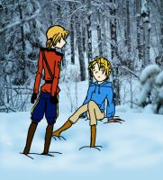 APH: Tracked 2P!CanAme by rebelangel6