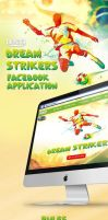 OLPER'S Dream Strikers Facebook App by Jamedkhan