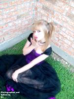 Misa Amane Cherry Kiss by Dollie Dearest by DollieDearestCosplay