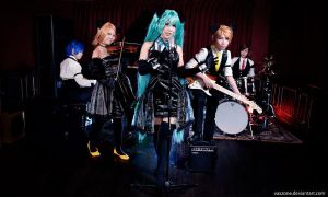 Vocaloid - Risky Game by vaxzone