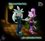 Silvaze -- First Date by Amuzoreh