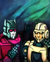 Misfire and Fulcrum by dariiy